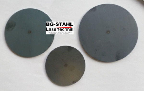 Ronde Stahl 3,00 x 80 mm