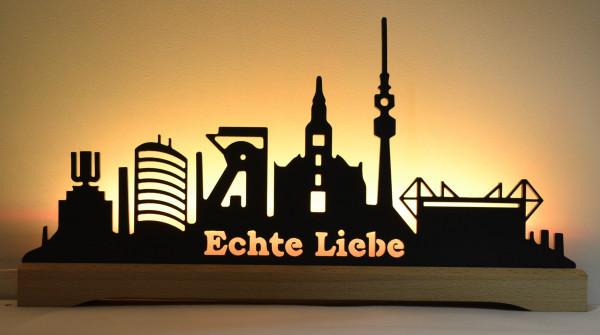Skyline Dortmund-Echte Liebe