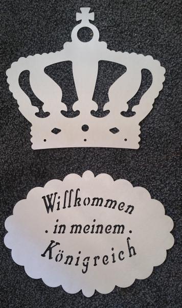 Willkommen / Königreich - Set