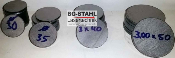 Ronde Stahl 3,00 x 40 mm