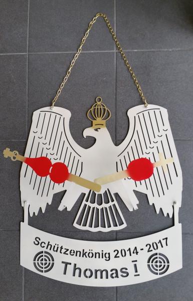 Schützenkönig Vogel