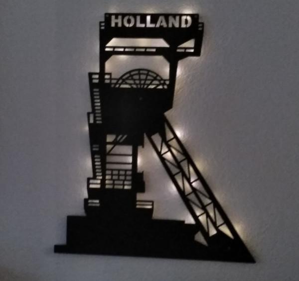 Zeche Holland Förderturm